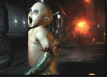 Doom 3 Cherub Monster